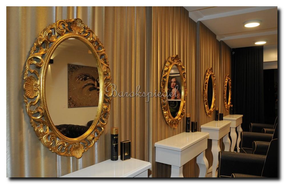 http://foto.barokspiegel.nl/kapsalon/Gouden-ovale-spiegel-met-schelpmotief-in-kapsalon-