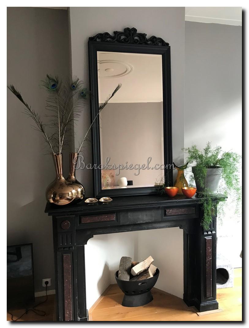 http://foto.barokspiegel.nl/rufino/spiegel-groot-met-kuif-kuifspiegel-zwart-amsterdam-brons-spiegelglas-klassiek-op-schouw(2).jpg